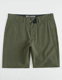 BILLABONG New Order X Ripstop Mens Hybrid Shorts_