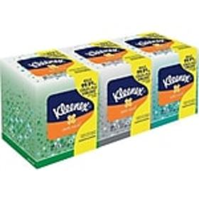 Kleenex Antiviral Facial Tissues, 3-Ply, 68 Sheets