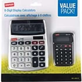 Staples® SPL-230110 8-Digit Display Calculator Val