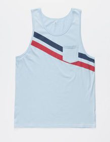 SHOUTHOUSE Mid Comp Mens Tank Top_