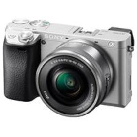 Sony Alpha A6300 Mirrorless Camera Silver with 16-