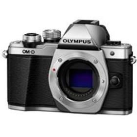 Olympus OM-D E-M10 Mark II Mirrorless Body, Silver