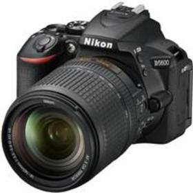 Nikon D5600 DSLR with 18-140mm DX VR Lens - Refurb
