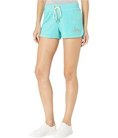 Juicy Couture Juicy Rope Microterry Shorts
