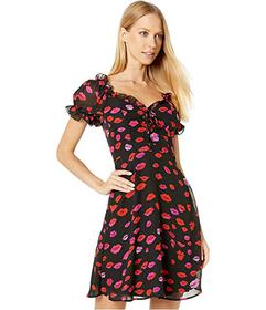 Betsey Johnson French Kiss Lace-Up