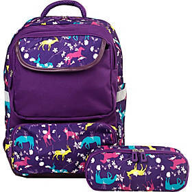 J World New York Sprouts Kids' Backpack with Penci