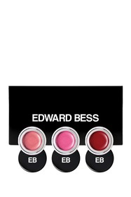 Edward Bess Glossy Rouge 3-Piece Gift Set