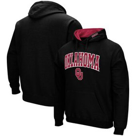 Oklahoma Sooners Colosseum Arch & Logo Tackle Twil