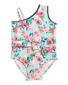 SOL SWIM Infant Girls One-piece Spring Dance Swims