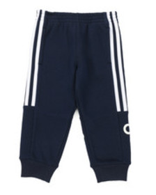 Adidas core linear jogger pants (2t-4t)