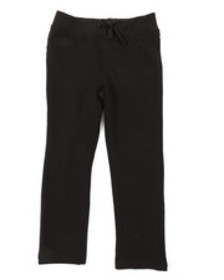 Lee french terry knit waist skinny pants (4-6x)