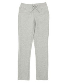 Lee french terry knit waist skinny pants (7-14)