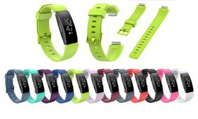 Silicone Classic Band Strap For Fitbit Inspire / H