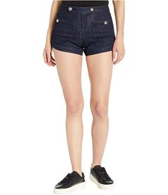 Juicy Couture Denim Sailor Shorts