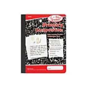 Staples Primary Composition Notebook (K - 2nd), 9.