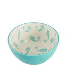 Pfaltzgraff Turquoise Mermaid Soup Cereal Bowl