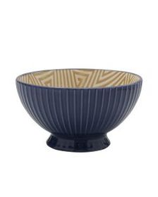 Pfaltzgraff Blue Footed Soup Cereal Bowl