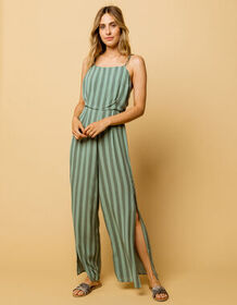 AMUSE SOCIETY Golden Hour Womens Jumpsuit_