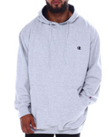 Champion men's pullover hoodie (b&t)