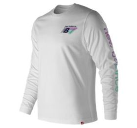 New balance Men's Essentials 90s Long Sleeve Tee