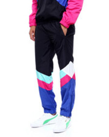 FTW colorblock track wind pant