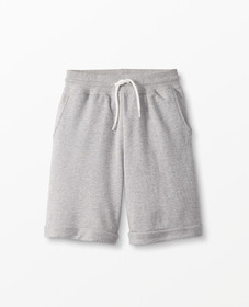 Hanna Andersson Pocket Sweatshorts In French Terry