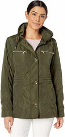 Vince Camuto City Chic Button Front Anorak V19751