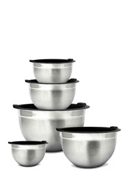 Glomery Stainless Steel Mixing Bowls and Airtight