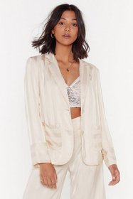 Nasty Gal Womens Cream The Line of Your Life Strip