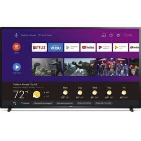 "Philips 55"" Class 4K Ultra HD (2160p) Android Smar"