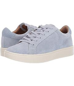 Sofft Cloud Blue Glitter Cow Suede