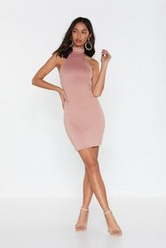 Nasty Gal Womens Dusky pink Our Confidence Never H