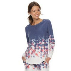 Women's SONOMA Goods for Life™ French Terry Crewne