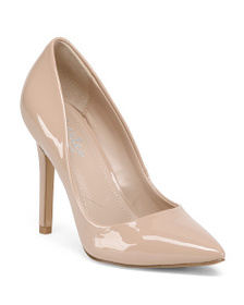 CHARLES BY CHARLES DAVID Patent Pointed Toe High H