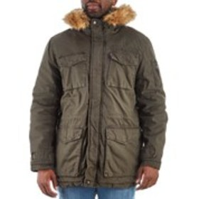 LEVI'S Mens Sherpa-Lined Cotton Blend Jacket With