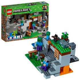 LEGO Minecraft The Zombie Cave21141