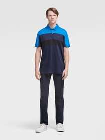 Donna Karan COLORBLOCK POLO
