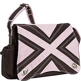 Kalencom Hannah's Messenger Diaper Bag