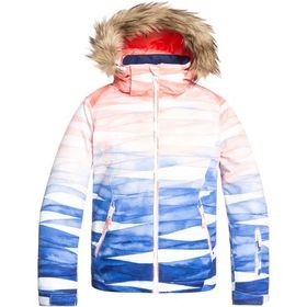 Roxy American Pie Special Edition Hooded Jacket -