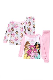 AME Disney(R) Princess Cotton PJs - Set of 2 (Baby