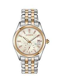 Citizen Corso Eco-Drive Two-Tone Stainless Steel B