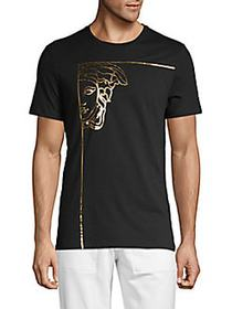 Versace Collection Graphic T-Shirt WHITE