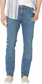 Michael Kors Parker Slim Fit Stretch Jeans in Fost
