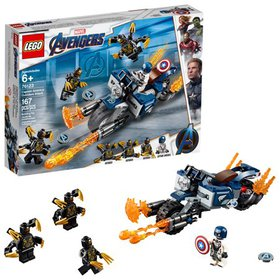 LEGO Marvel Avengers Captain America: Outriders At