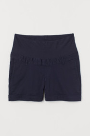 MAMA Cotton Chino Shorts