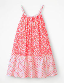 Boden Strappy Hotchpotch Dress