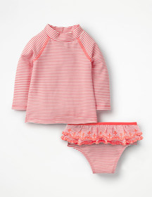 Boden Rash Guard Set