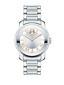 Movado BOLD Luxe Stainless Steel Bracelet Watch/32