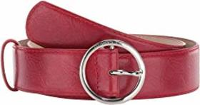 Vince Camuto Circle Buckle Panel