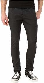 G-Star Revend Super Slim in Black Pintt Stretch De